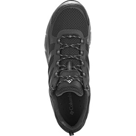 Columbia Ventrailia 3 Low Outdry Calzado Hombre, black/lux